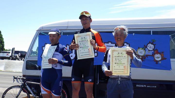 宮崎県民総合スポーツ祭、自転車競技ロードレース