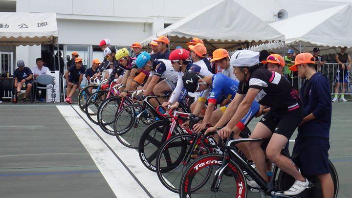 県民体育祭自転車トラック競技